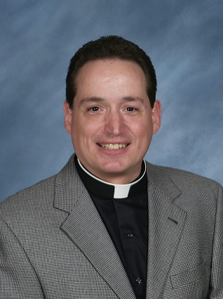 Fr. Chris Luoni is happy to help you in the process of discerning a vocation to priesthood.